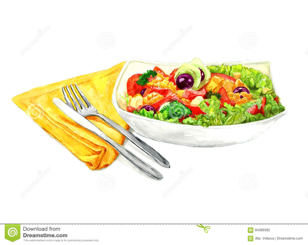 Cute healthy plate template pictures inspiration entry level healthy food plate with sliced vegetables stock illustration pooptronica Gallery