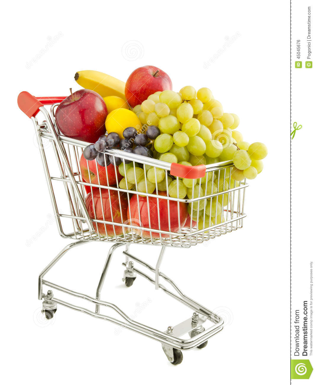 Healthy food shopping stock photo image of lemon loss for Shopping cuisine