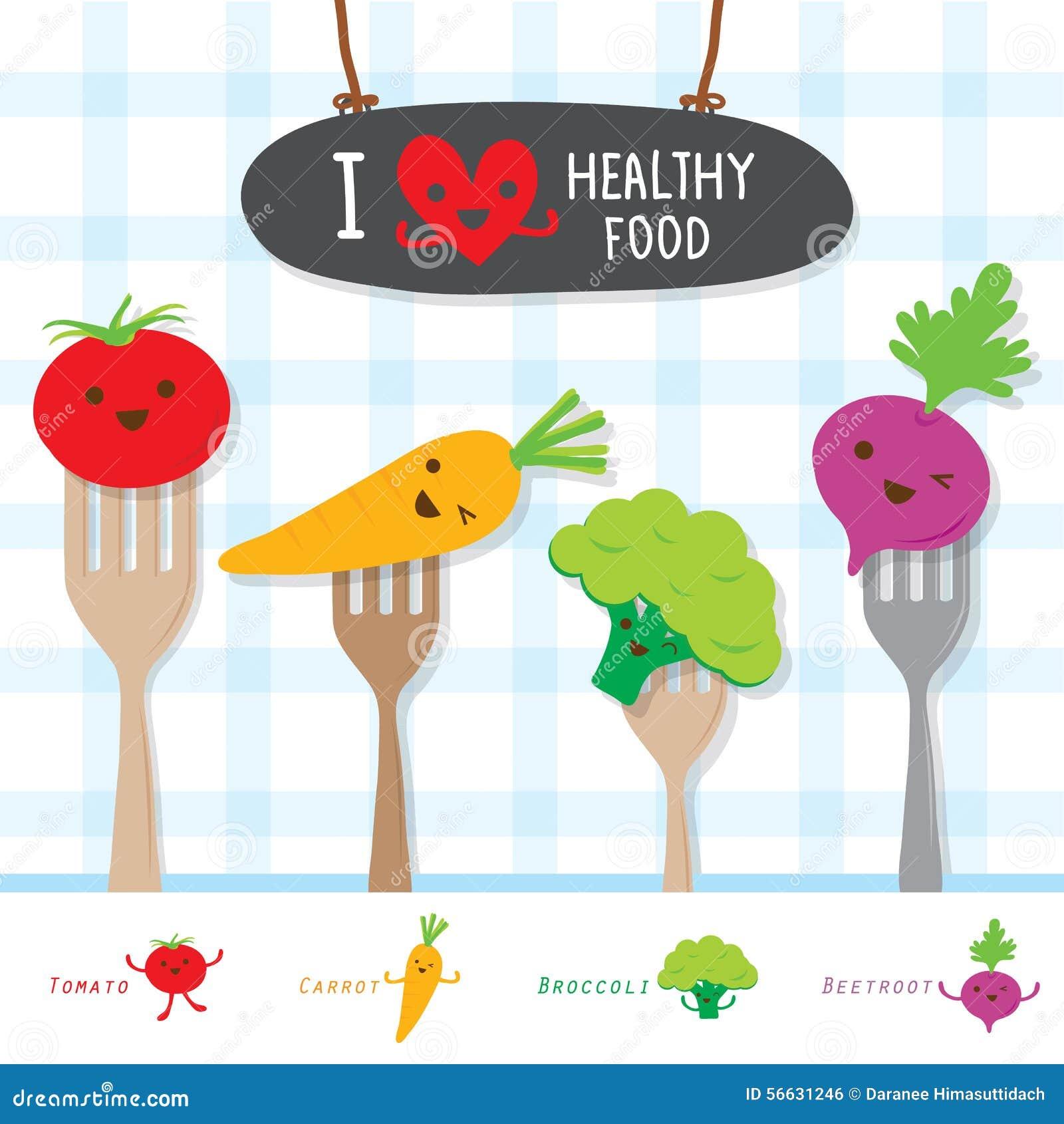 Healthy Food Veg...