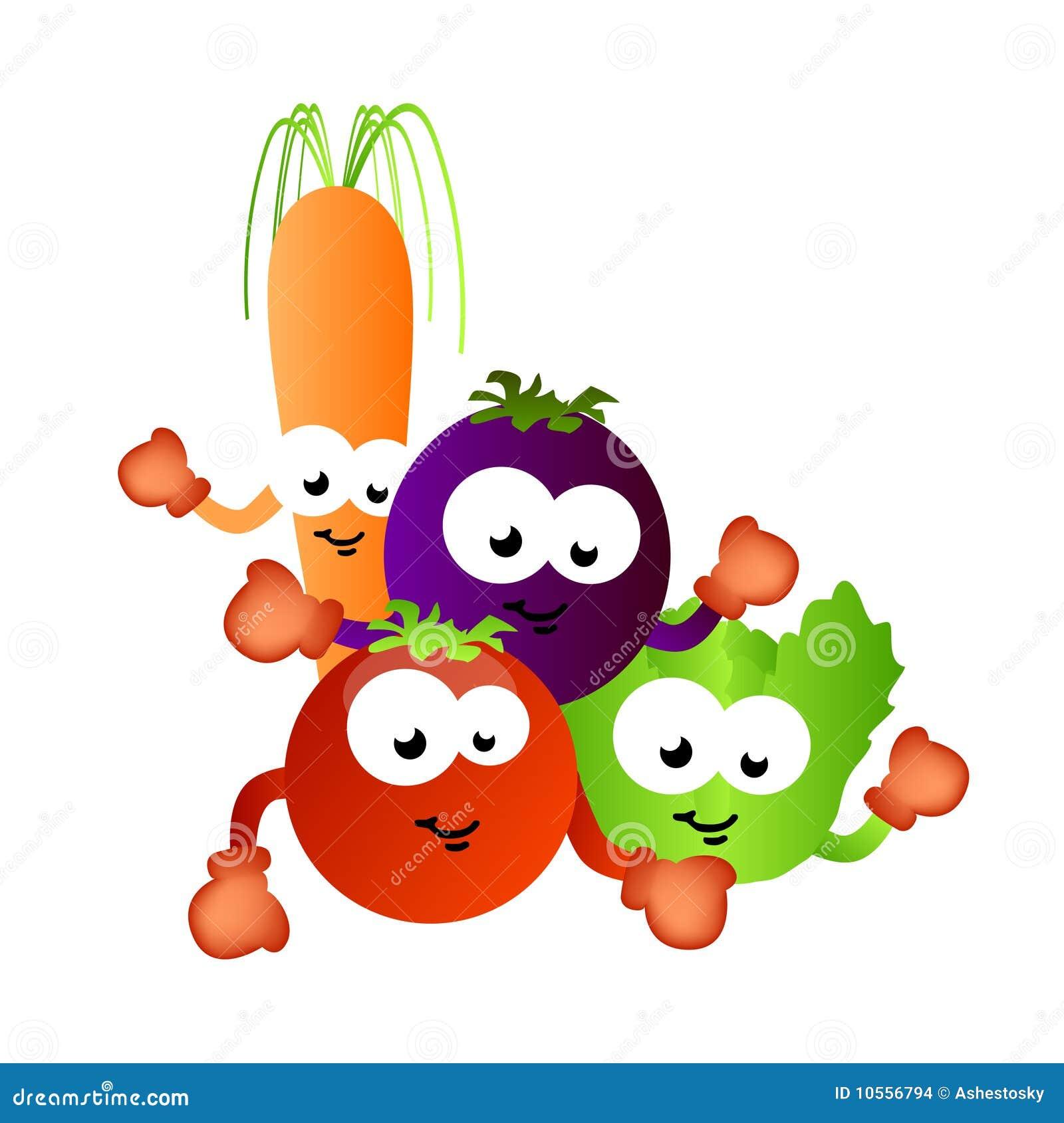 Healthy Food Vegetable...