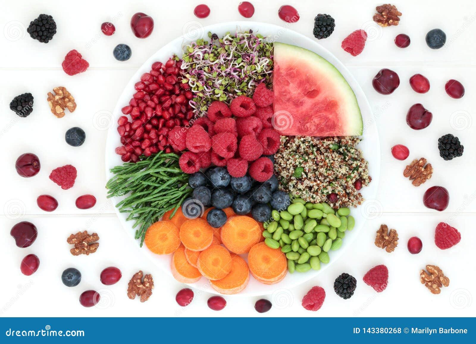 Healthy Fresh Superfood