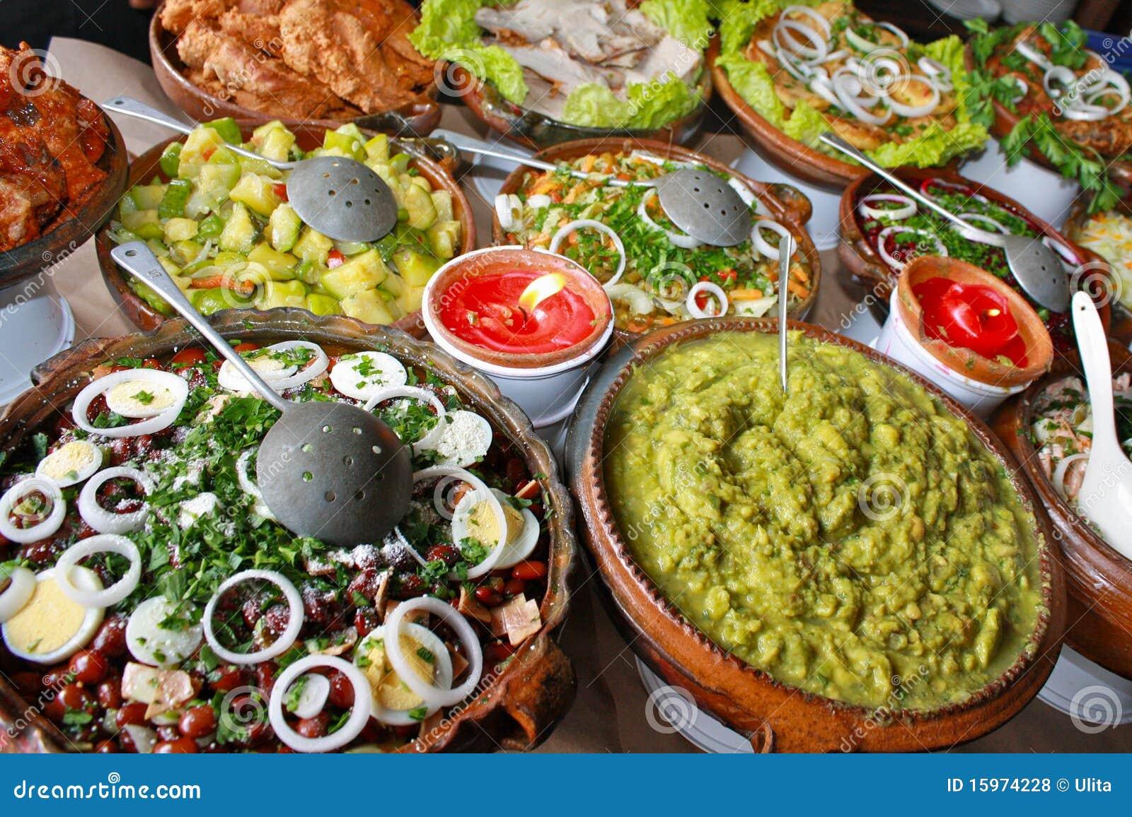 La comida tradicional de Guatemala