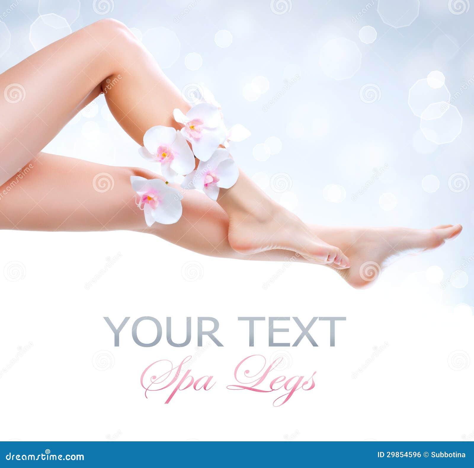 Healthy Legs. Spa
