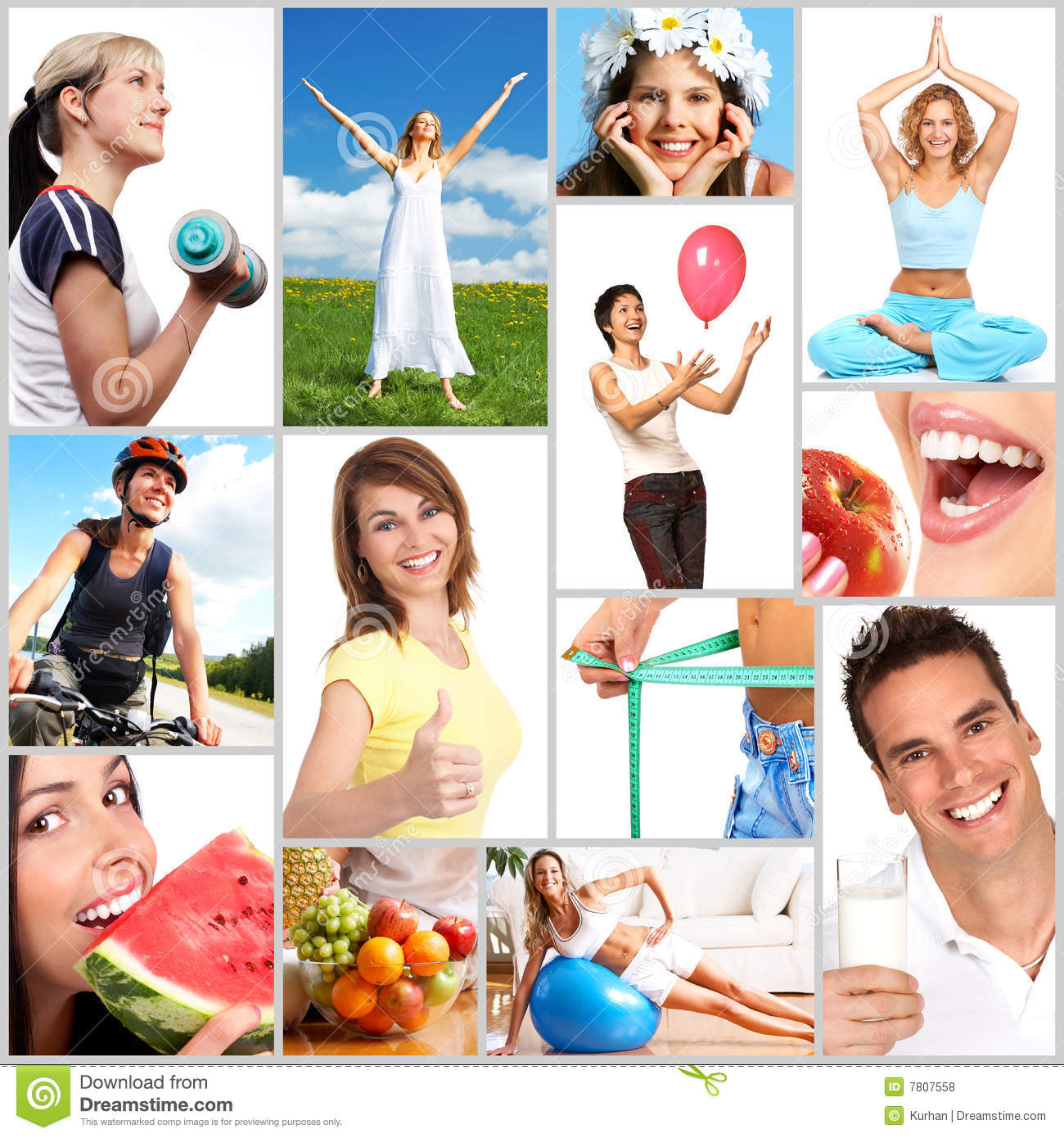 Healthy lifestyle stock photo image of background couple for Lift style