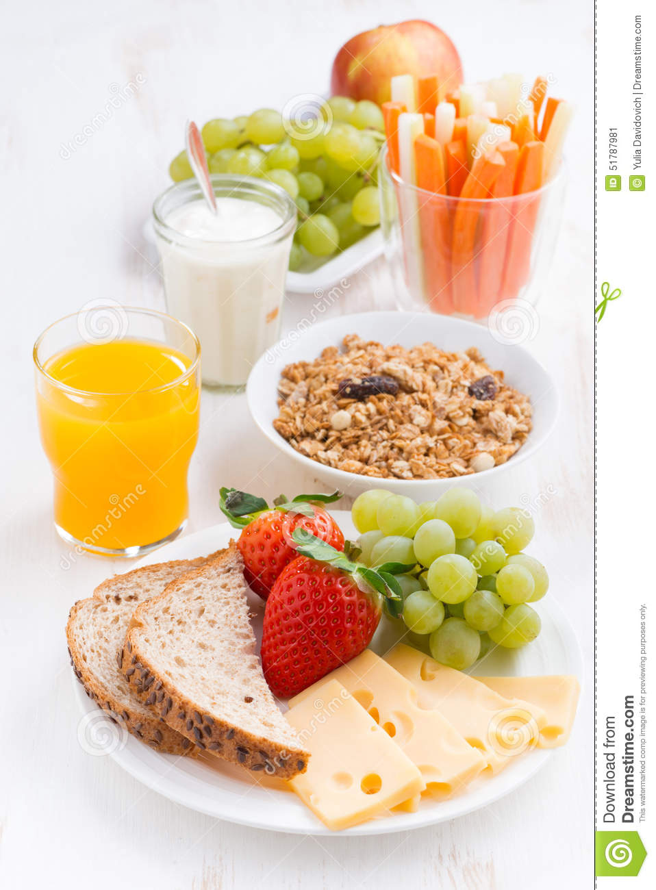 fruits that are vegetables is fruit a healthy breakfast