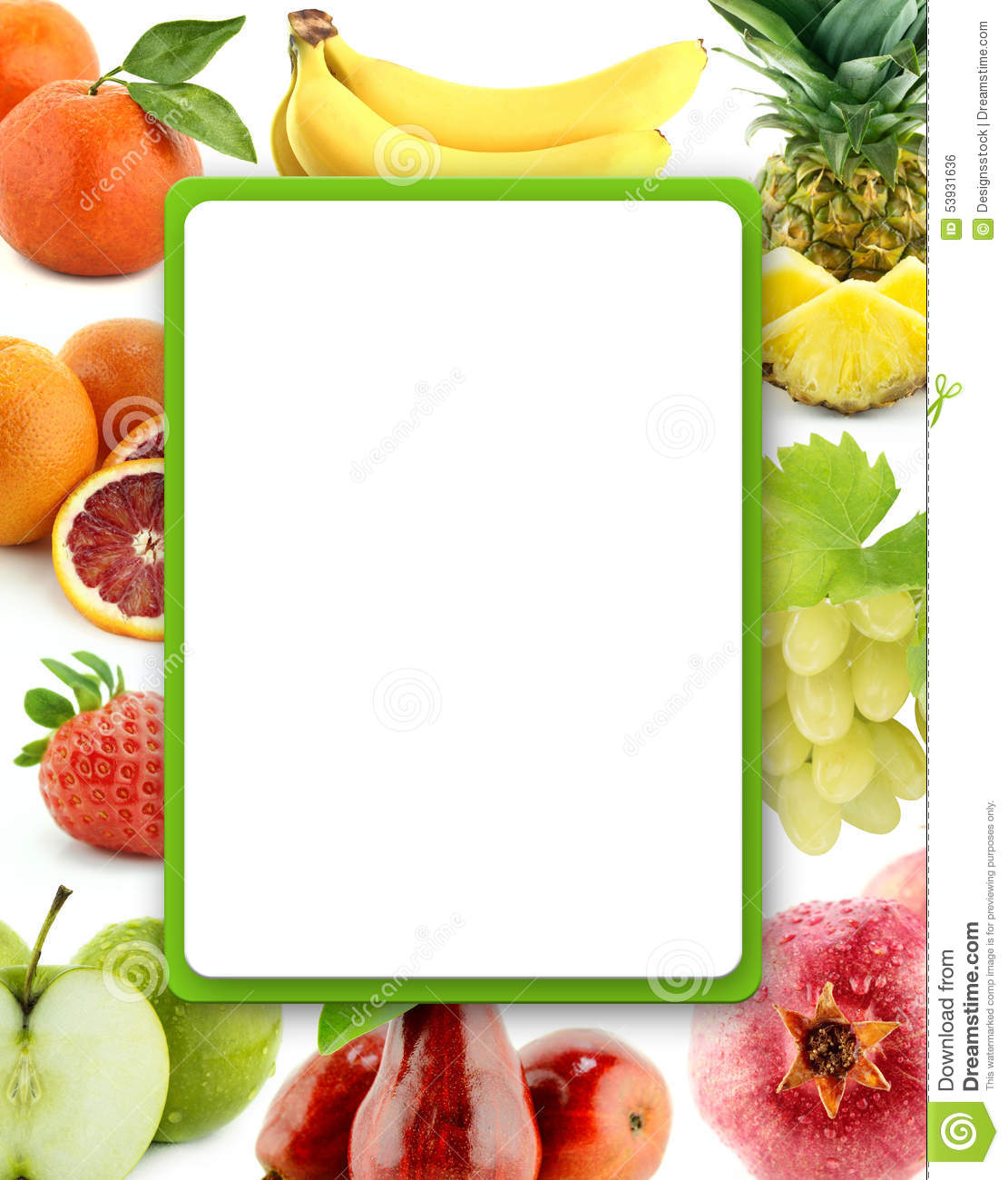 healthy organic vegetables and fruits stock photo   image