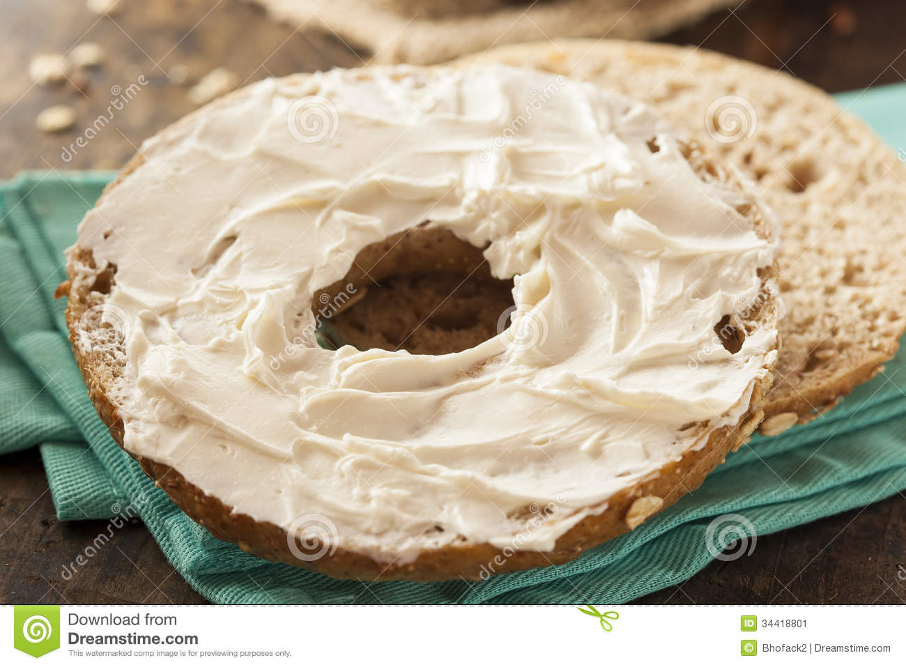 organic plain bagel with Stock Image Healthy Organic Whole Grain Bagel Cream Cheese Image34418801 on 5 Easy School Lunch Ideas besides Greek Nachos With Feta Yogurt Sauce in addition  furthermore 10 Minutes Suhoor Recipes also Daves Killer Bread forges into.