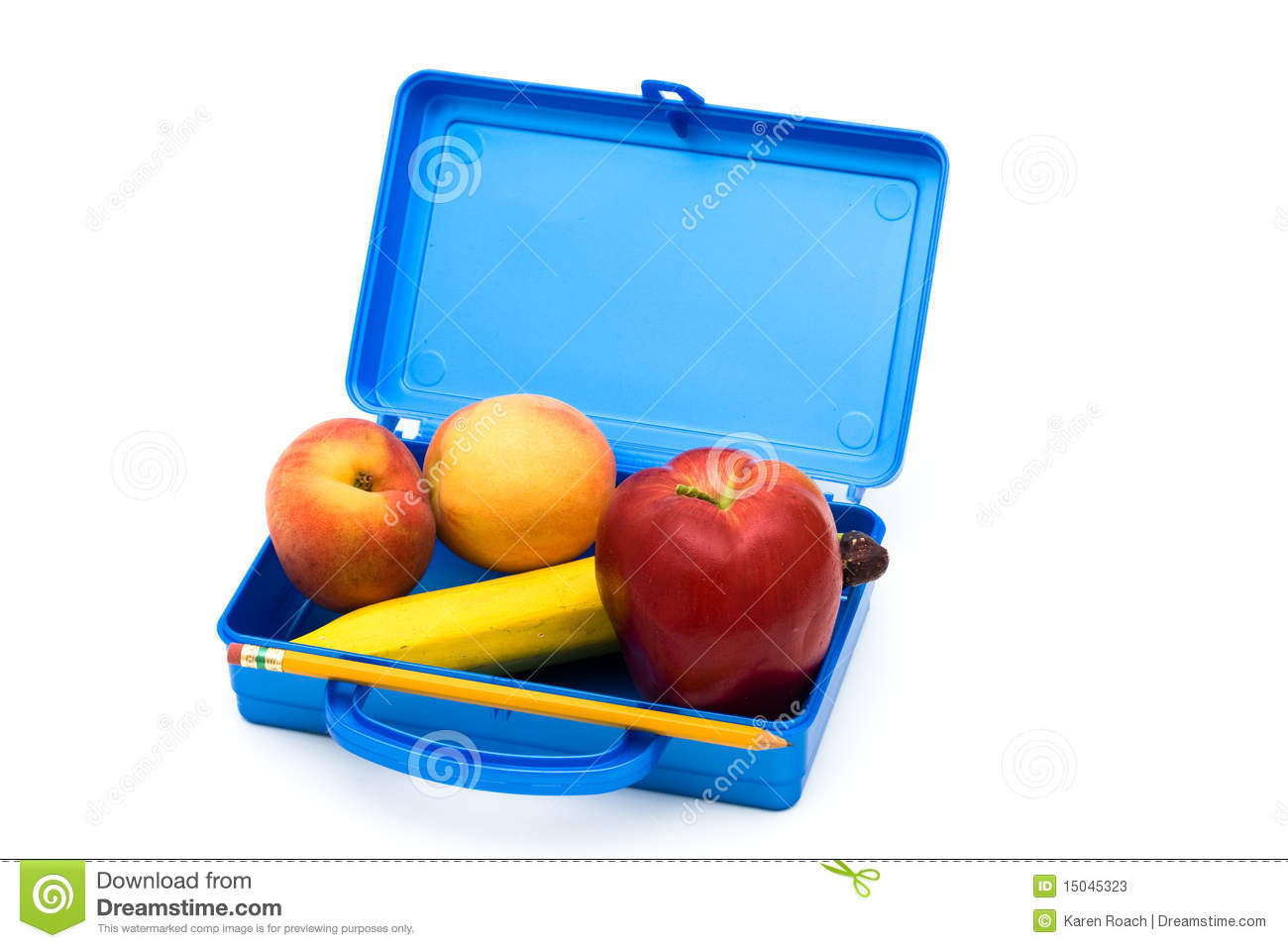 how to give fruits in lunch box