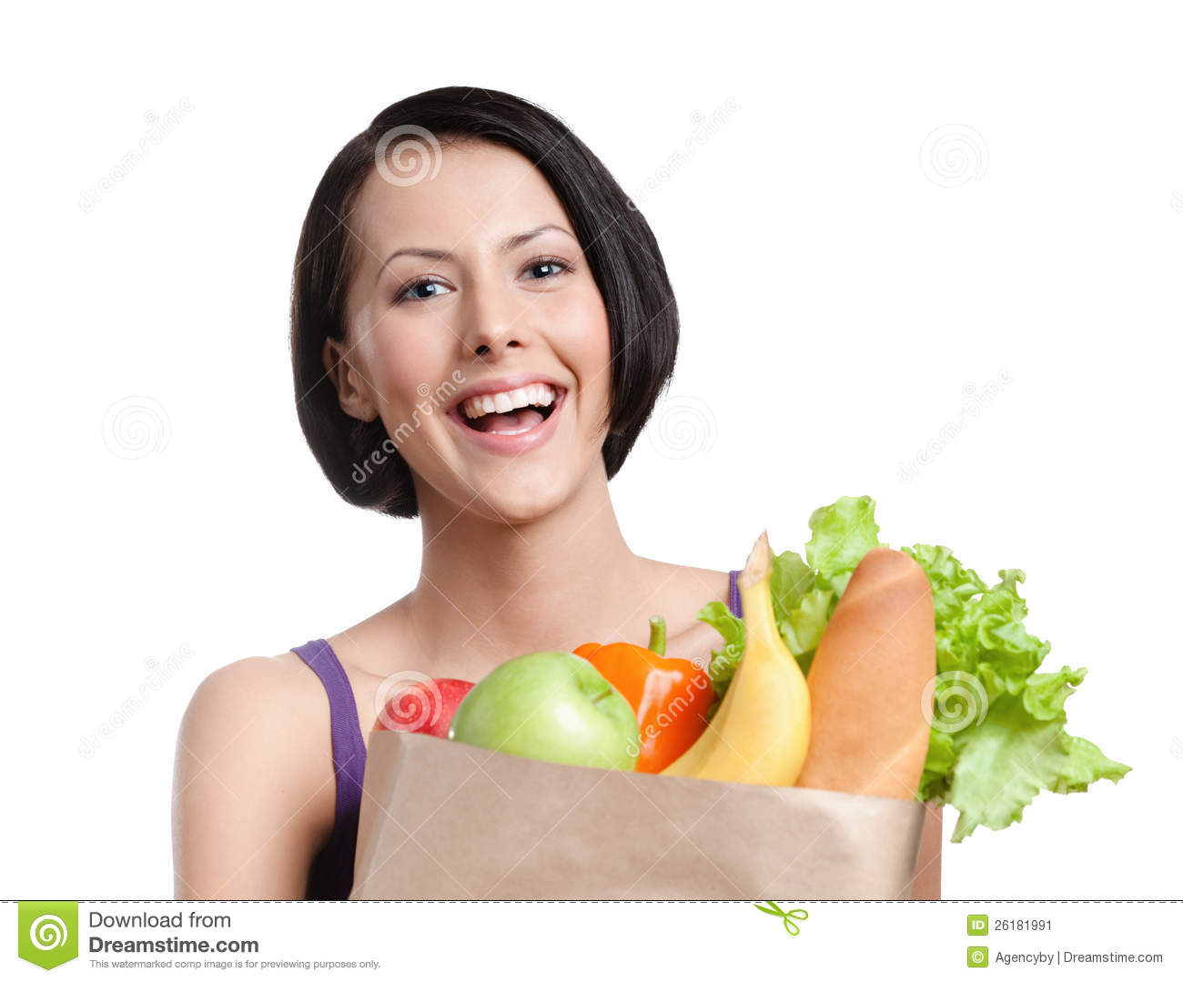 Healthy shopping
