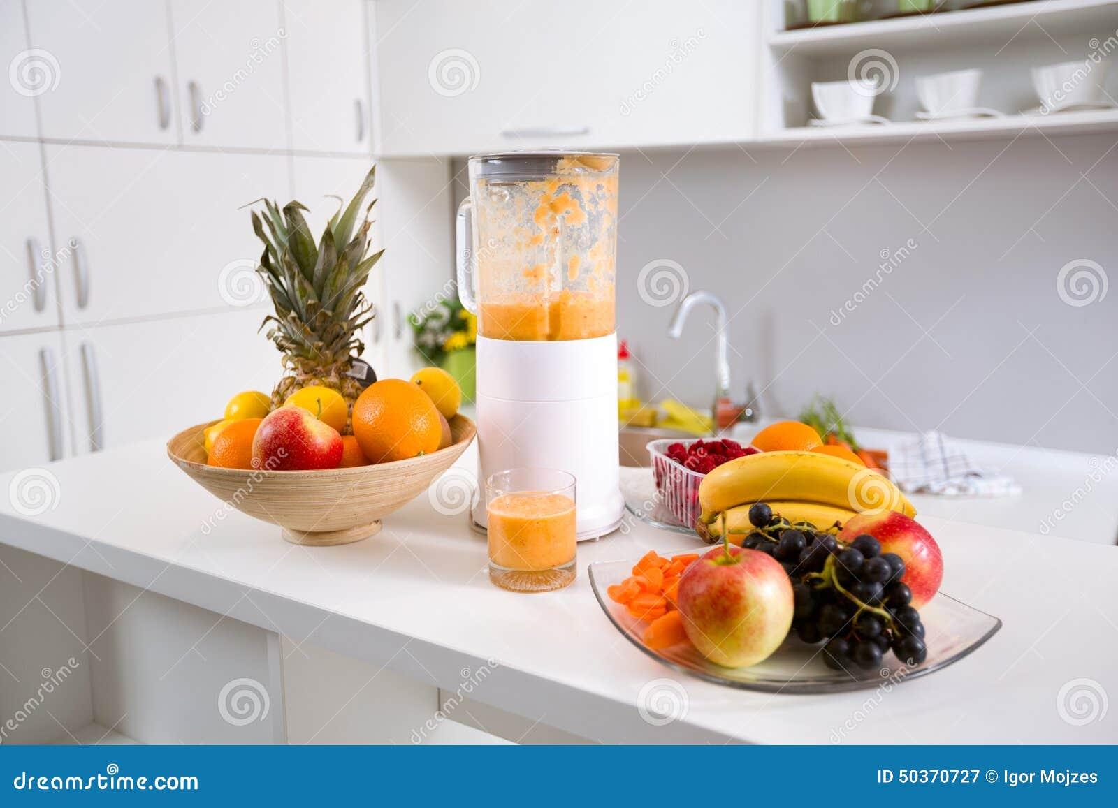 Kitchen Table Fruit Bowl
