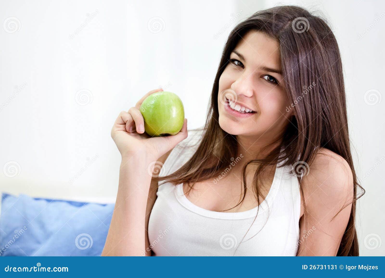 Diet girl healthy teen