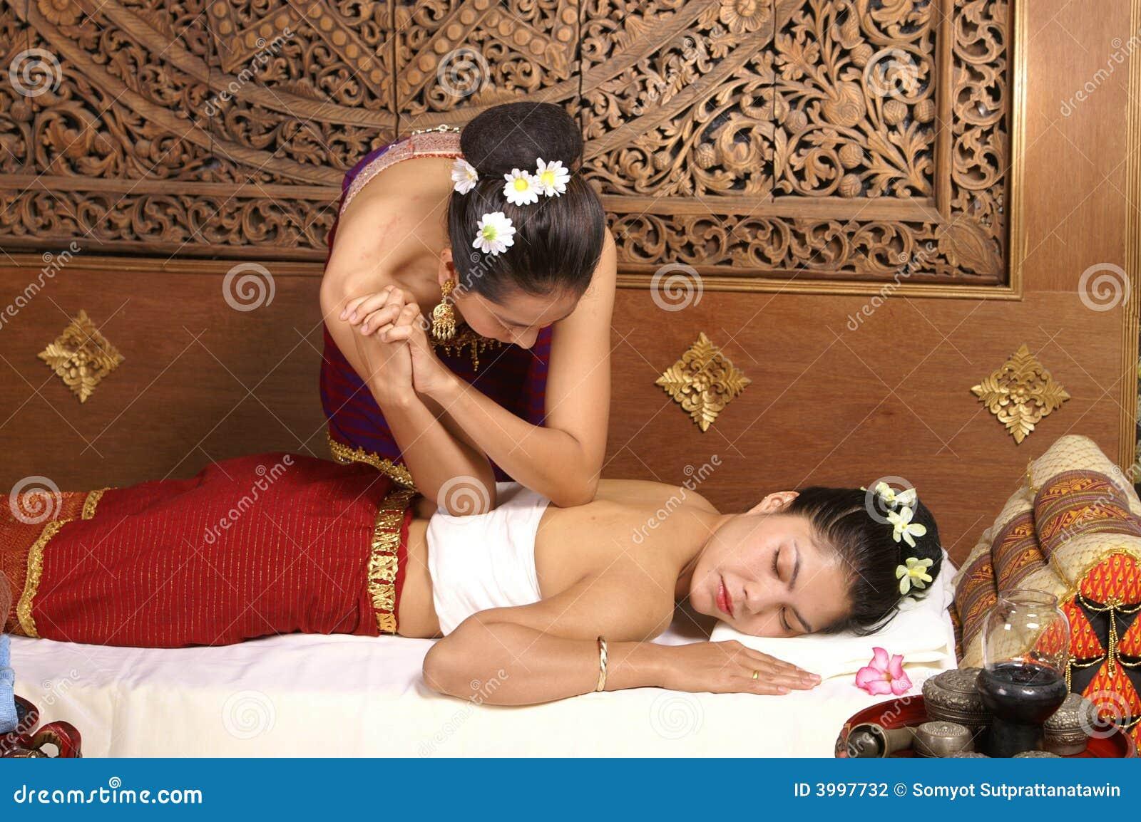 Healthy Thai Massage
