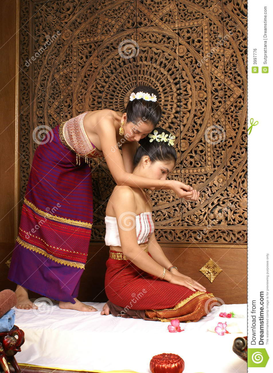 Healthy Thai Massage