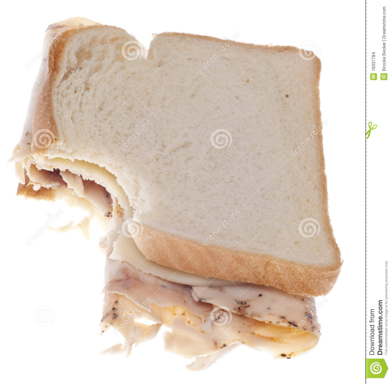 Stock Images  Healthy Turkey SandwichHealthy Turkey Sandwich