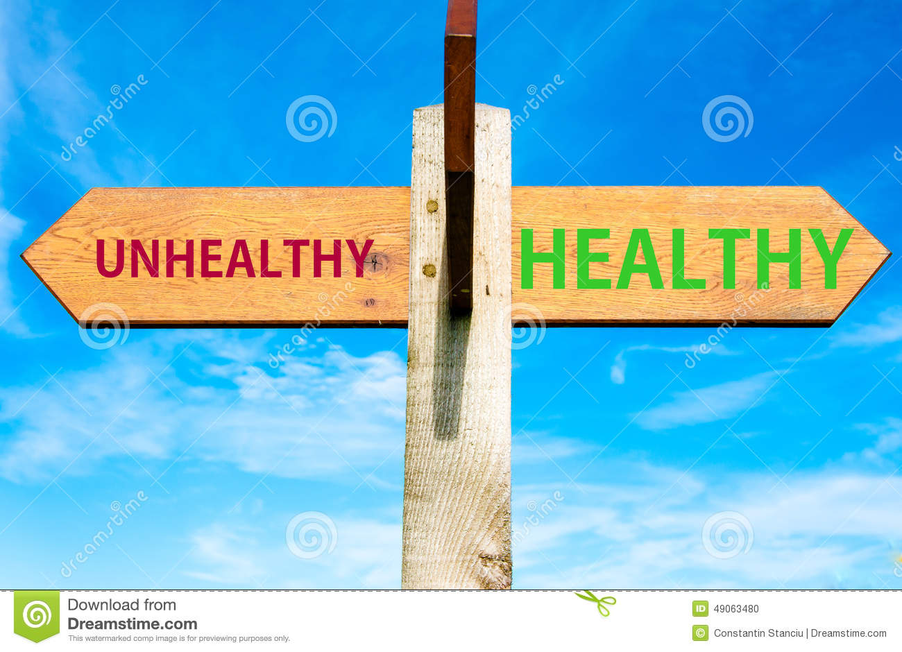 healthy and unhealthy lifestyles A healthy lifestyle isn't just diet and exercise so what is a healthy lifestyle today we go over the components of leading a healthy lifestyle and how it's important to lead a balanced.