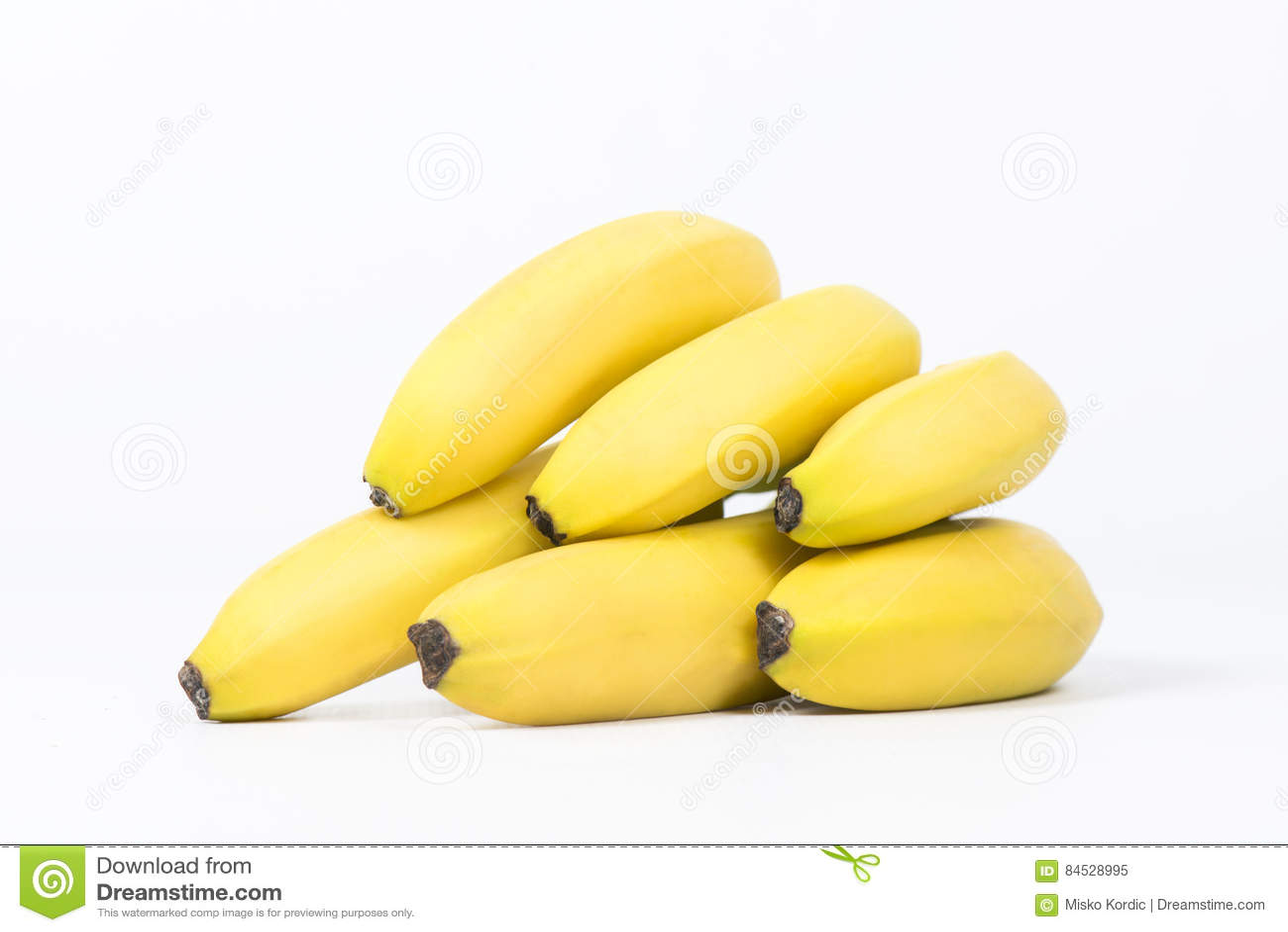 Healty verse bananen