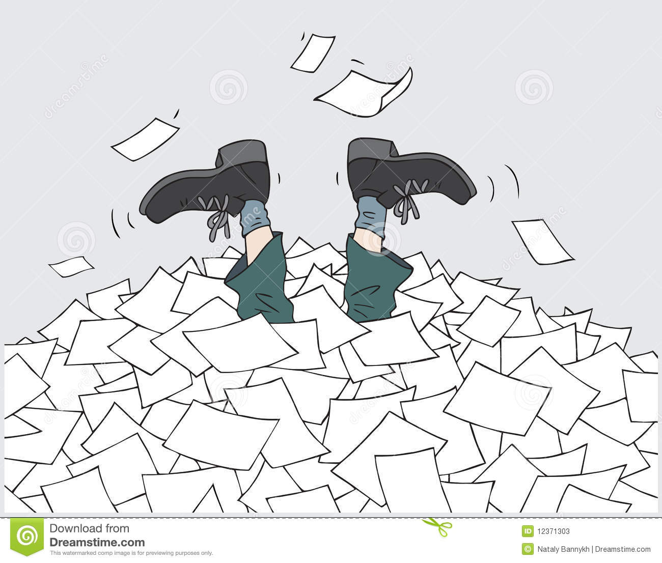 In the heap of documentation