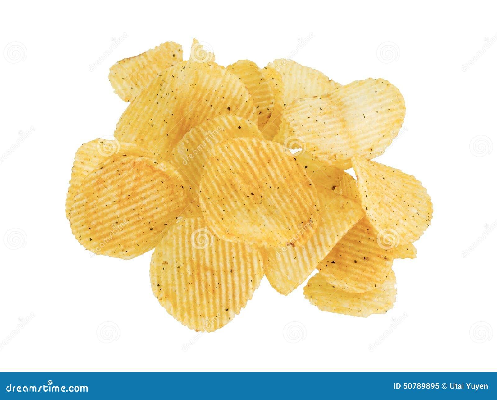 Potato Chips Lobster Taste Stock Image | CartoonDealer.com #60485323