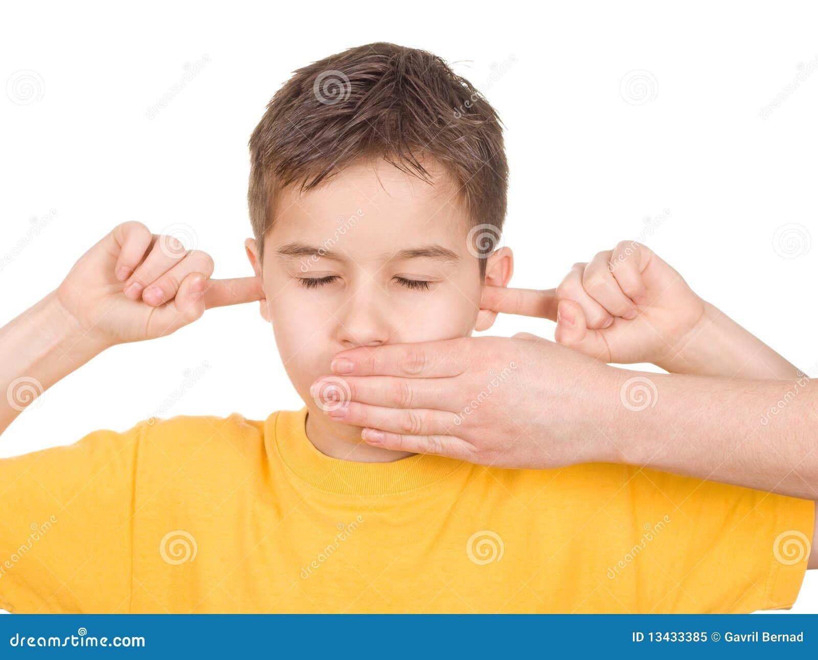 how to speak to a boy