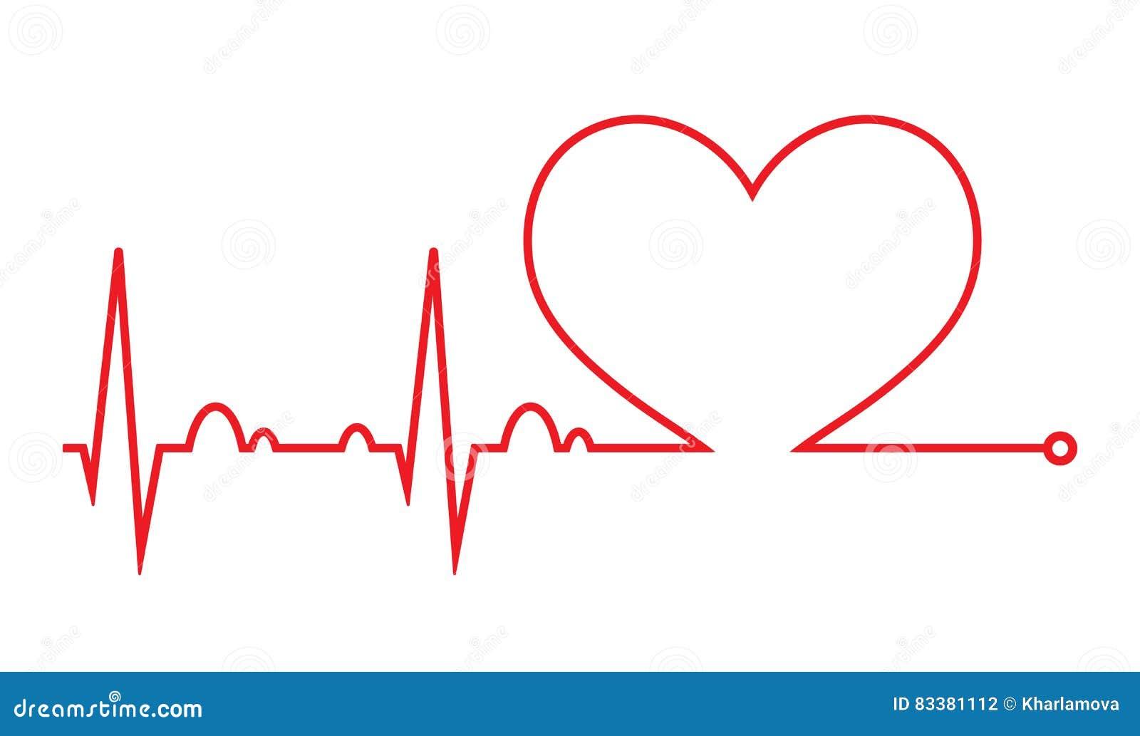 Heart beat cardiogram cardiac cycle medical icon stock vector cardiac cycle medical icon pooptronica