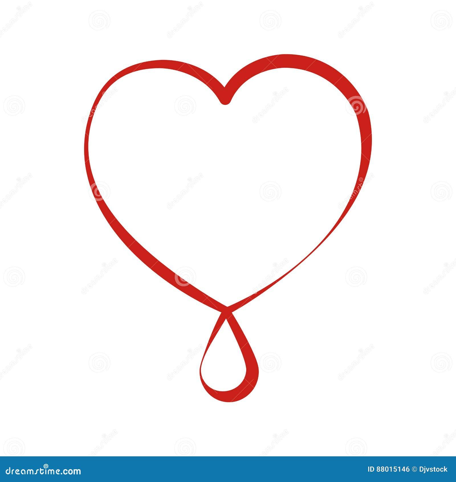 Blood donation symbol stock photo cartoondealer 52102164 buycottarizona