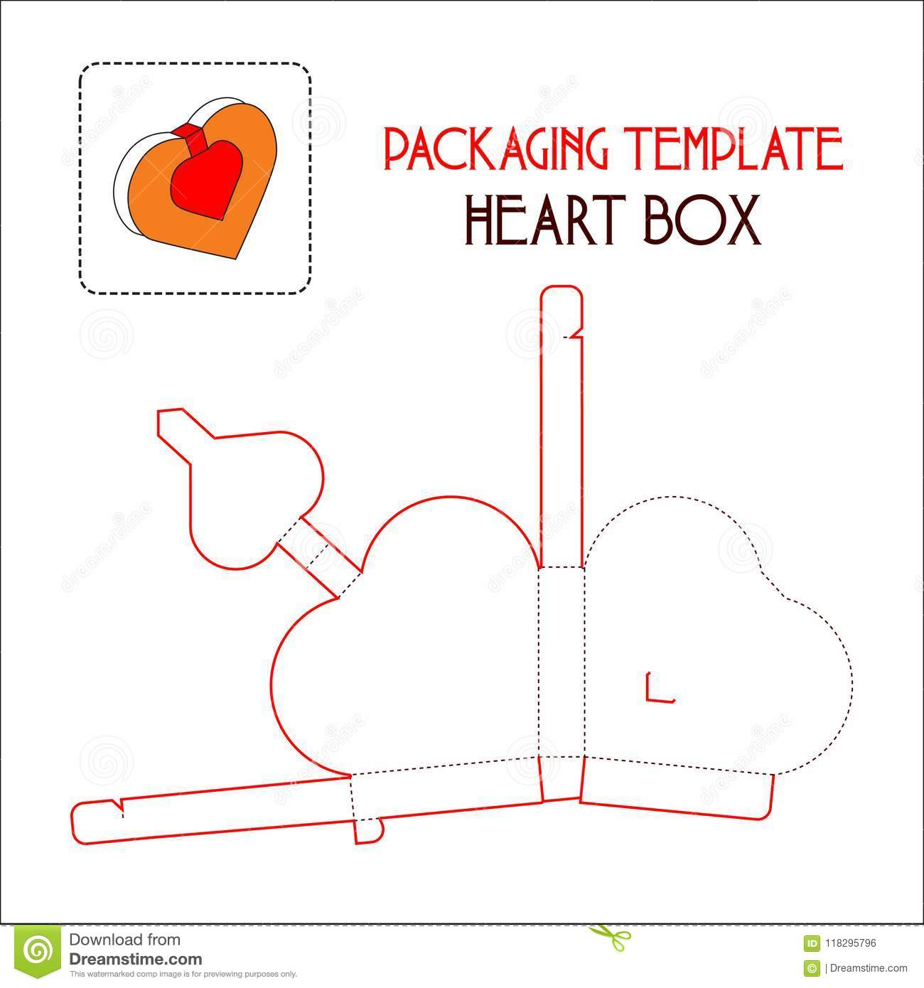 Simple Box Heart Diagram | World of Reference
