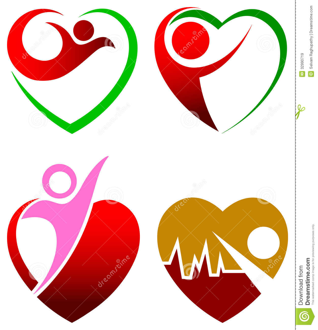 Heart Care Royalty Free Stock Images Image 32990719
