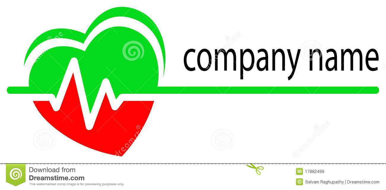 Heart Care Logo Royalty Free Stock Images Image 17882499