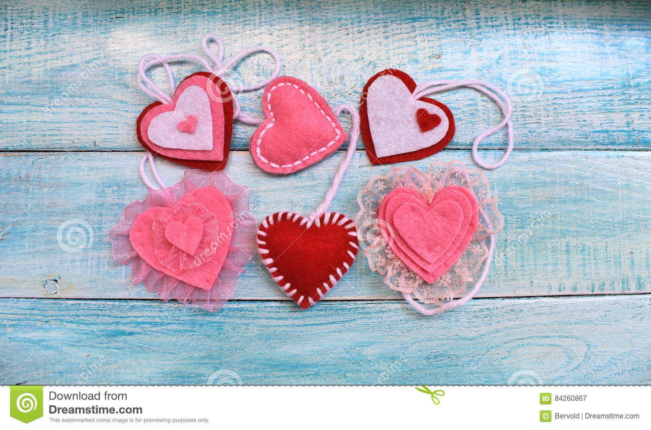 Souvenir Of Last Beautiful Day For >> Heart Felt Souvenir For Valentine S Day Stock Image Image Of