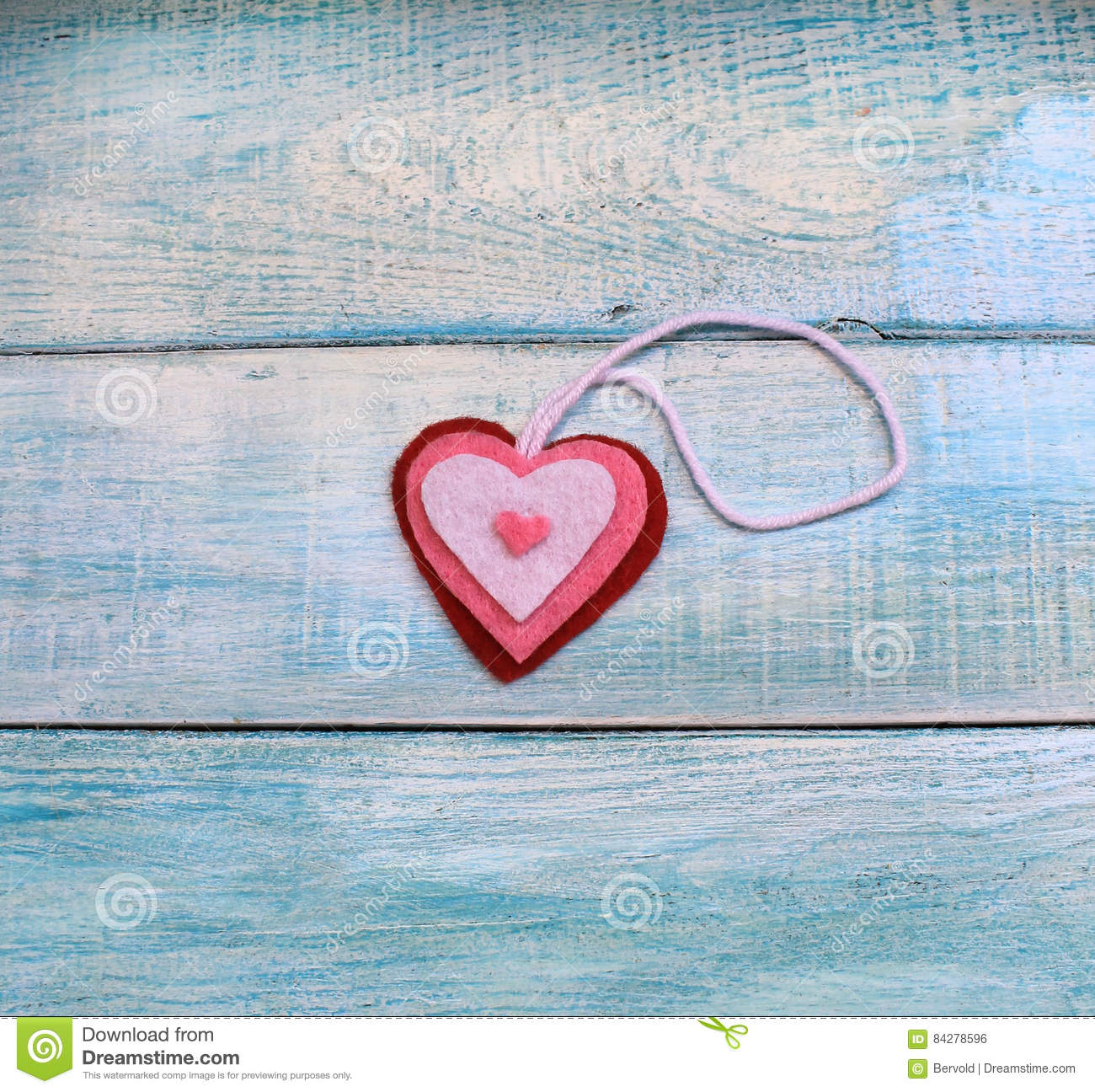 Souvenir Of Last Beautiful Day For >> Heart Felt Souvenir For Valentine S Day Stock Photo Image Of Nice