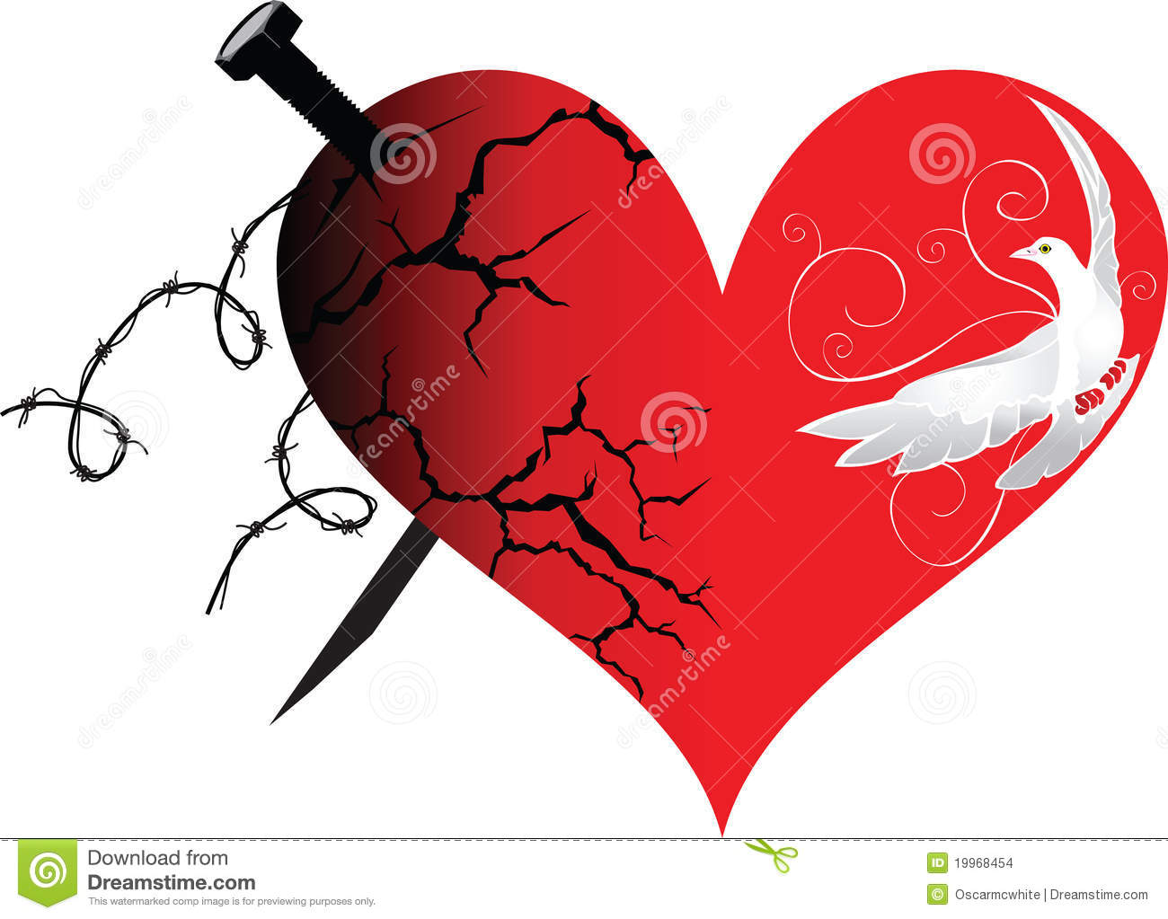 The heart in good and evil sto...
