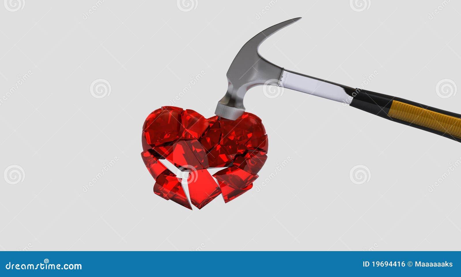 hammer hearts