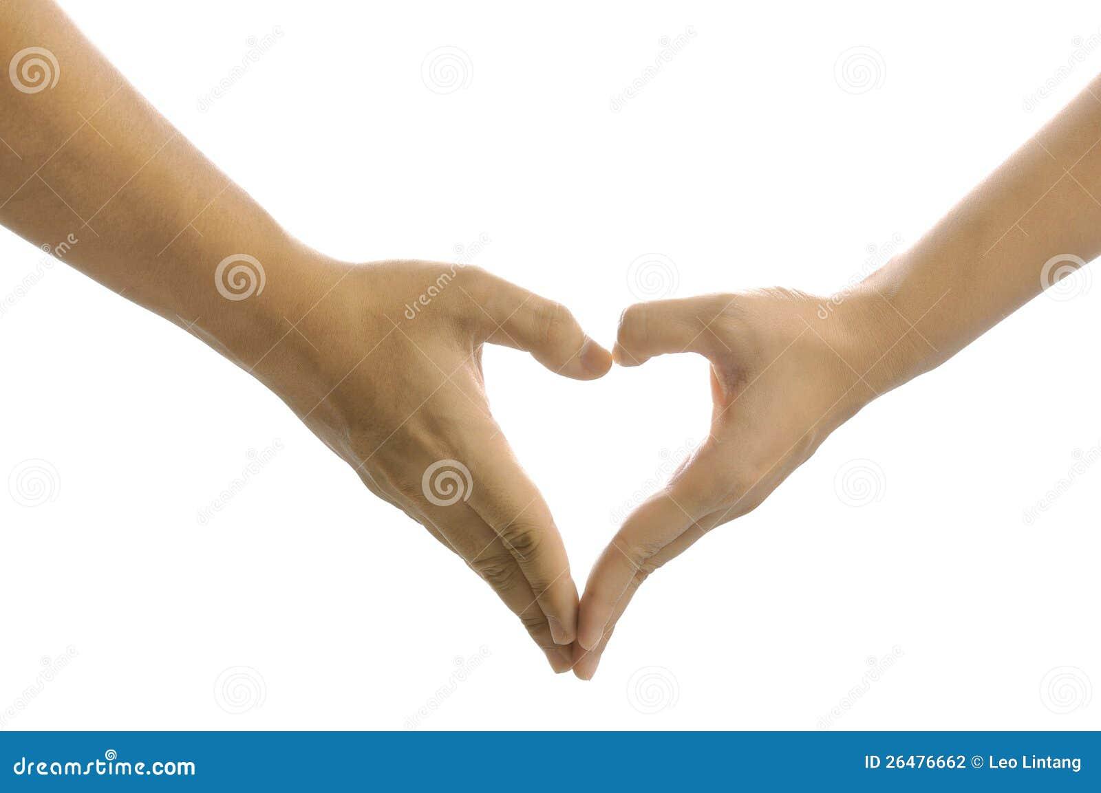 Как сделать из пальцев рук сердце 431