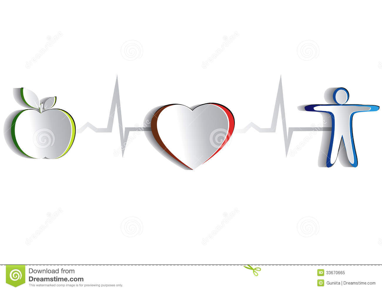 heart health paper design royalty stock photo image  royalty stock photo