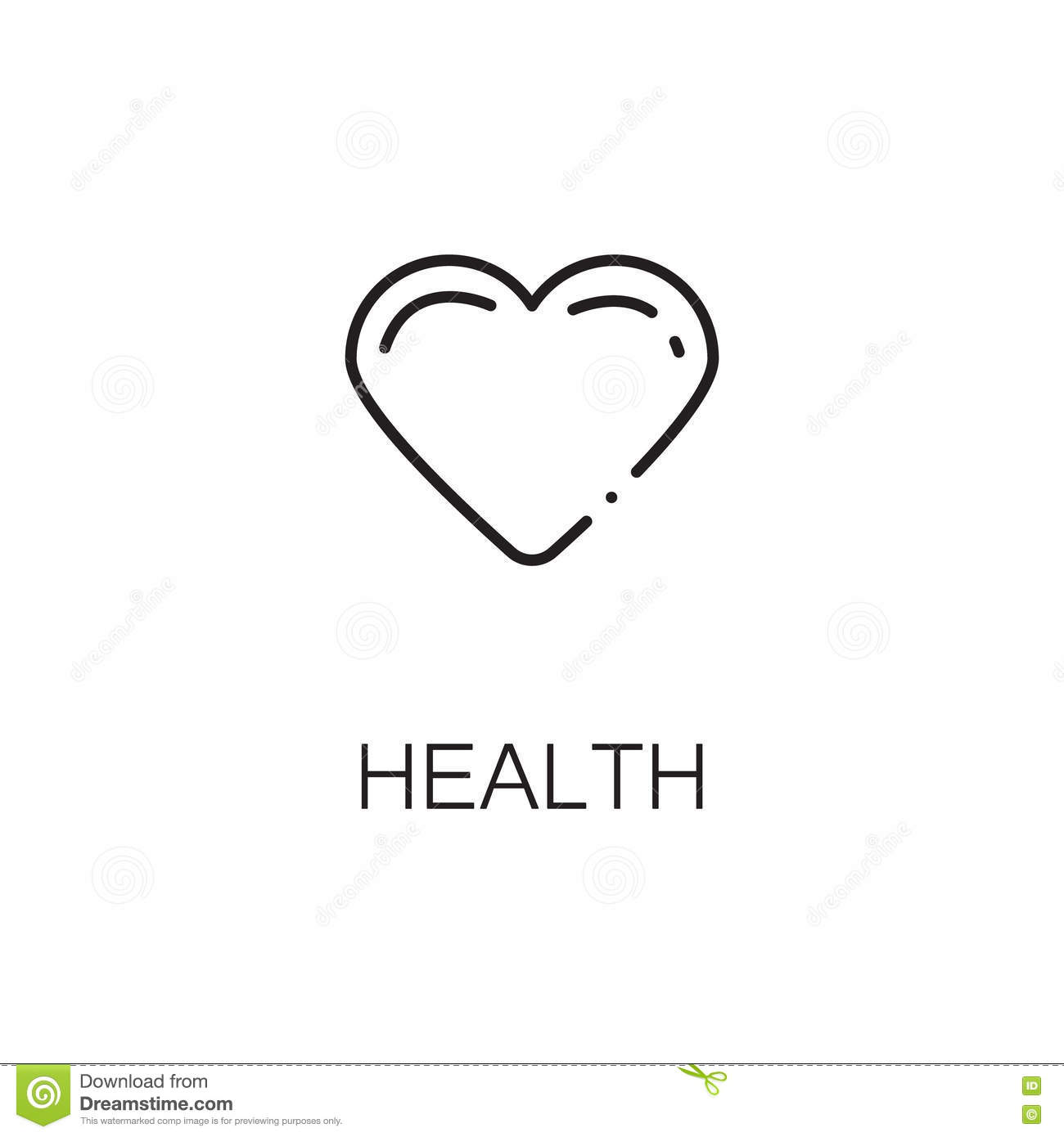 Heart icon or logo for web design stock vector illustration of heart icon or logo for web design buycottarizona Image collections