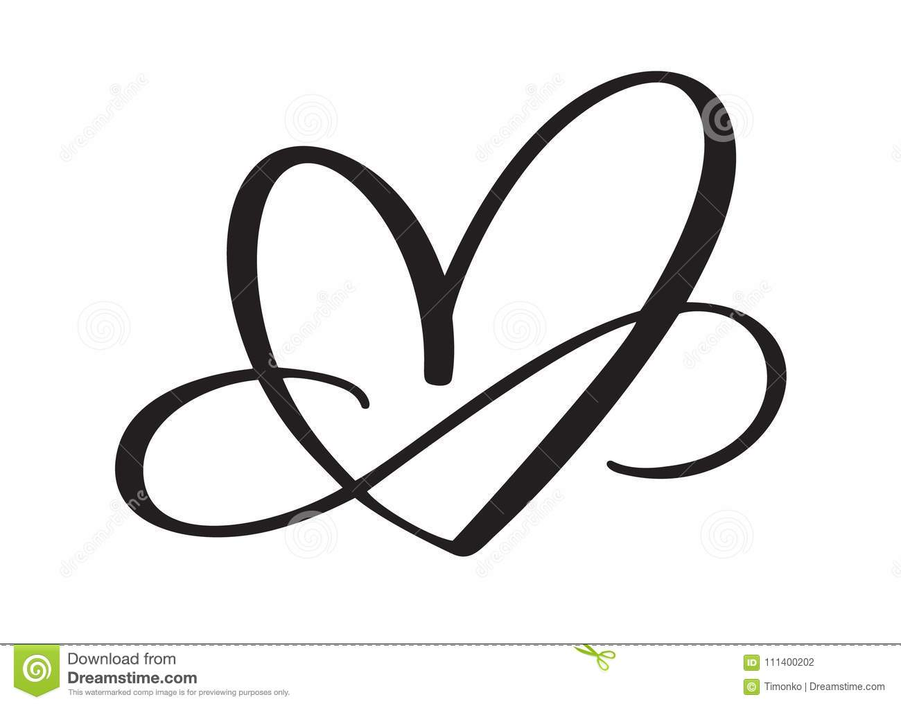 Heart love sign forever infinity romantic symbol linked join heart love sign forever infinity romantic symbol linked join passion and wedding template for t shirt card poster buycottarizona Gallery