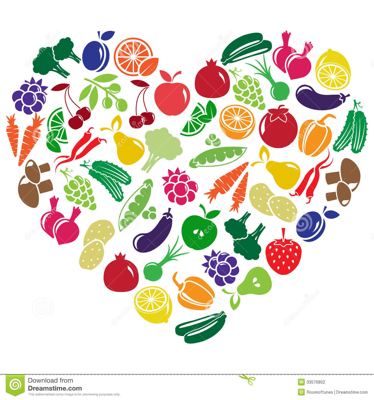 heart healthy fruits and vegetables fruit salad tree