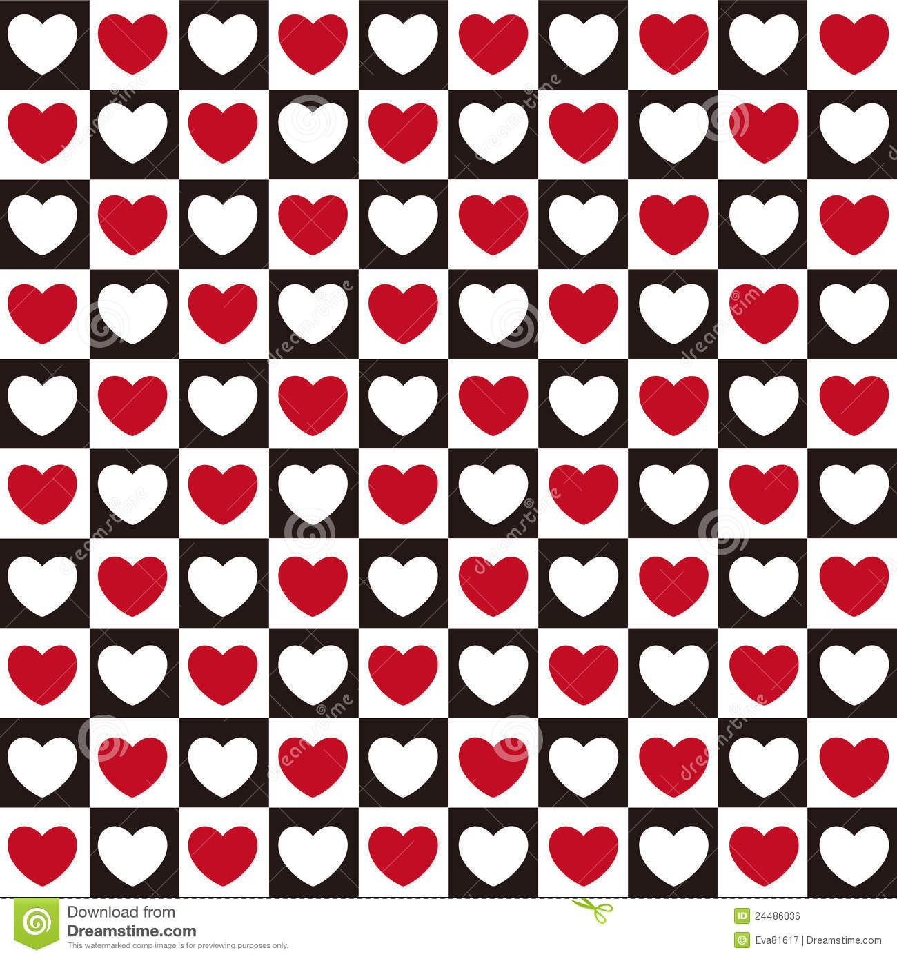 Valentines Day Clipart Border