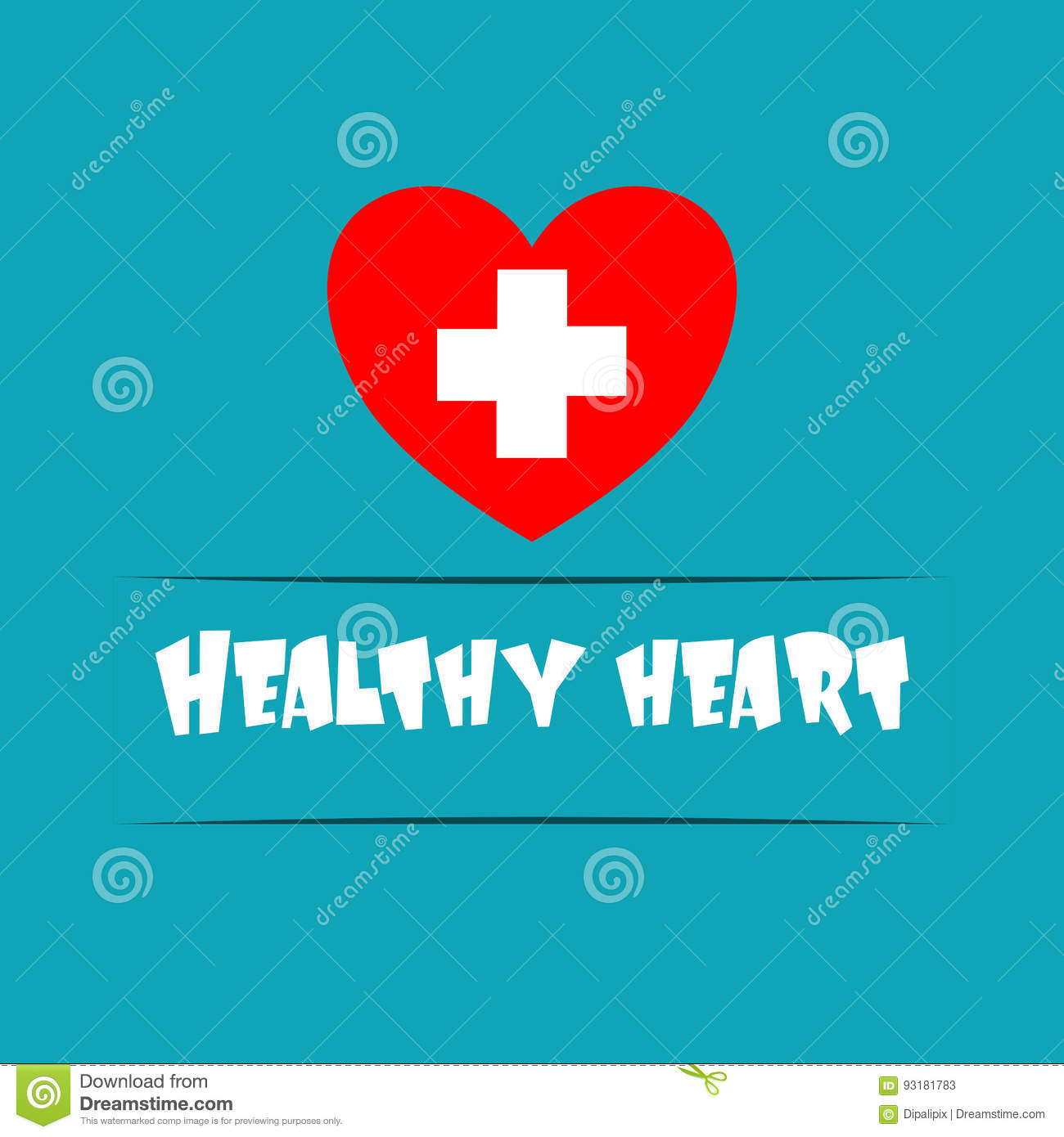 A heart with a plus sign on a blue background with text healthy a heart with a plus sign on a blue background with text healthy biocorpaavc Choice Image