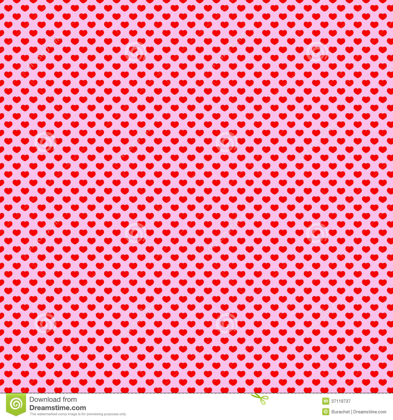 Heart polka dot pattern royalty free stock photography for Red and white polka dot pattern