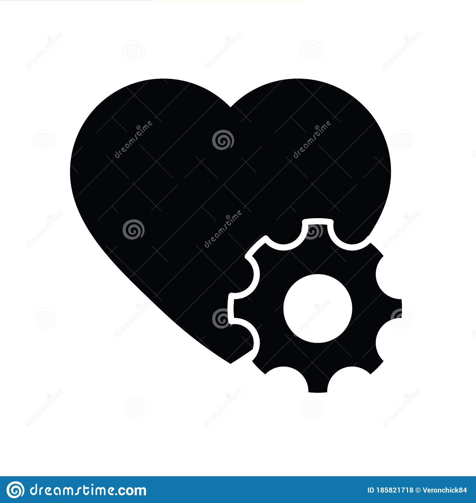 Heart Repair Icon Heart Surgery Icon Vector Stock Vector Illustration Of Icon Like 185821718
