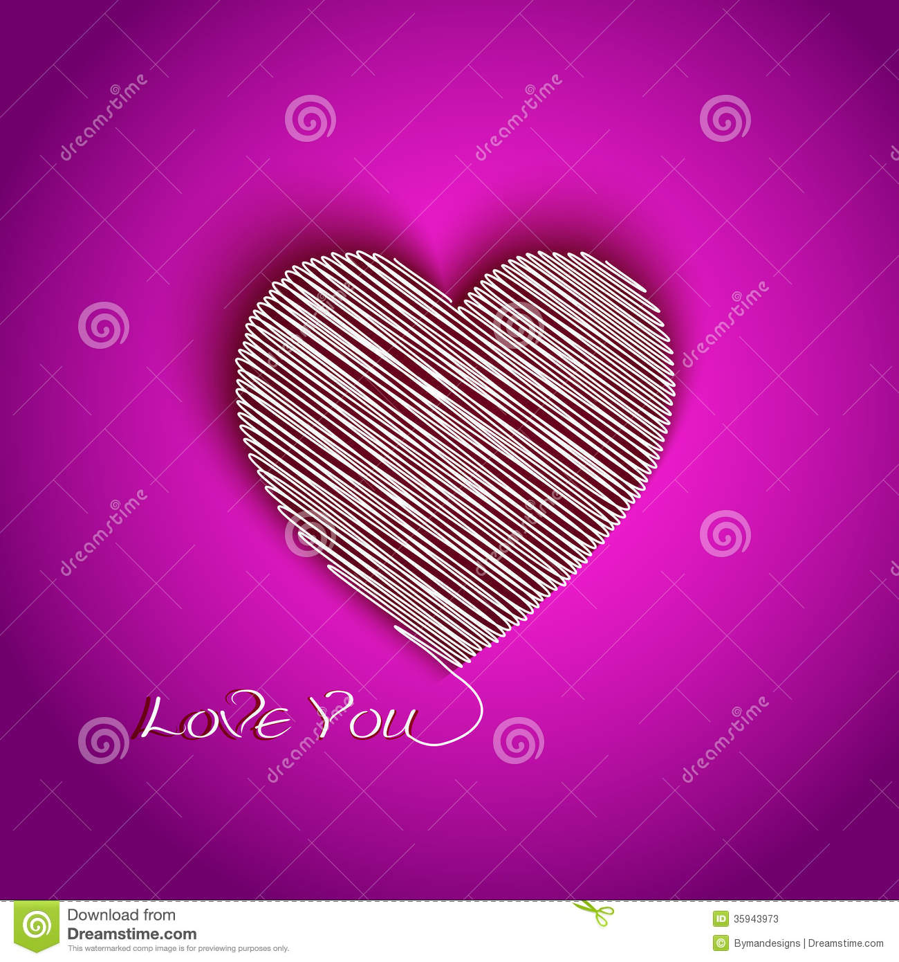 Heart shape with i love you message stock vector illustration of heart shape with i love you message m4hsunfo Gallery