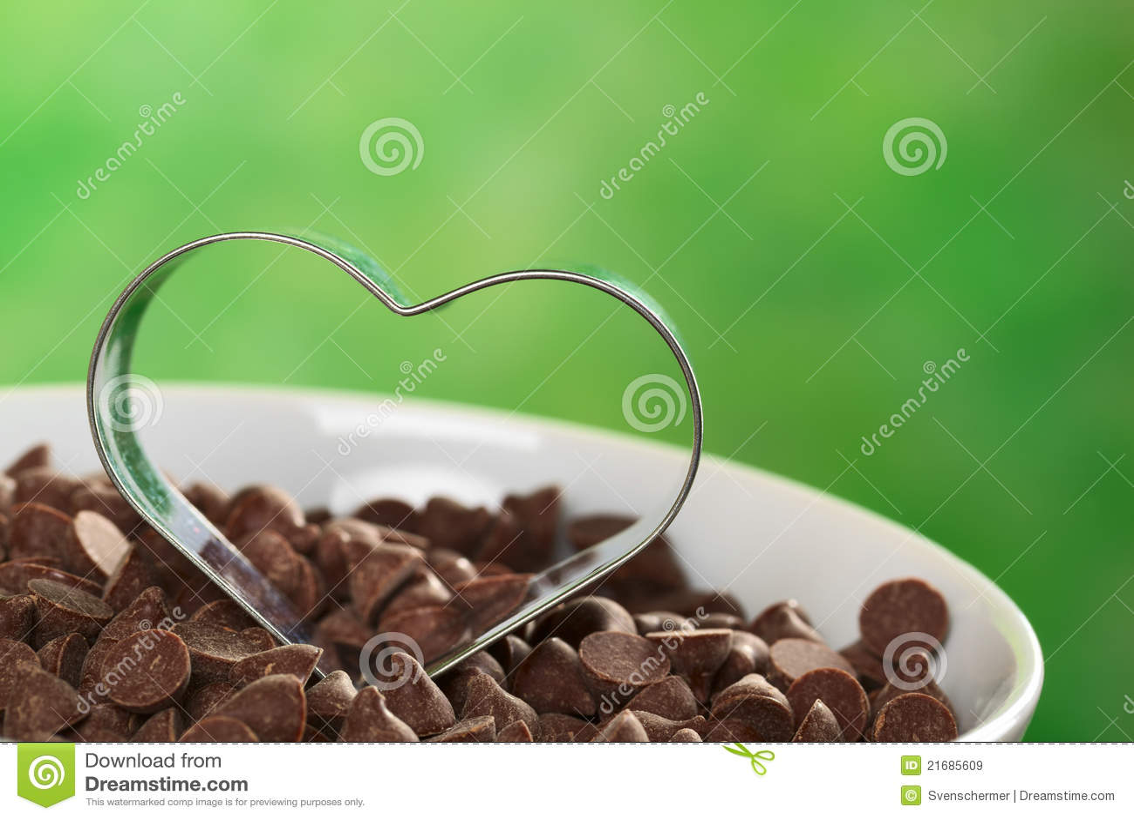 Heart-Shaped Cookie Cutter