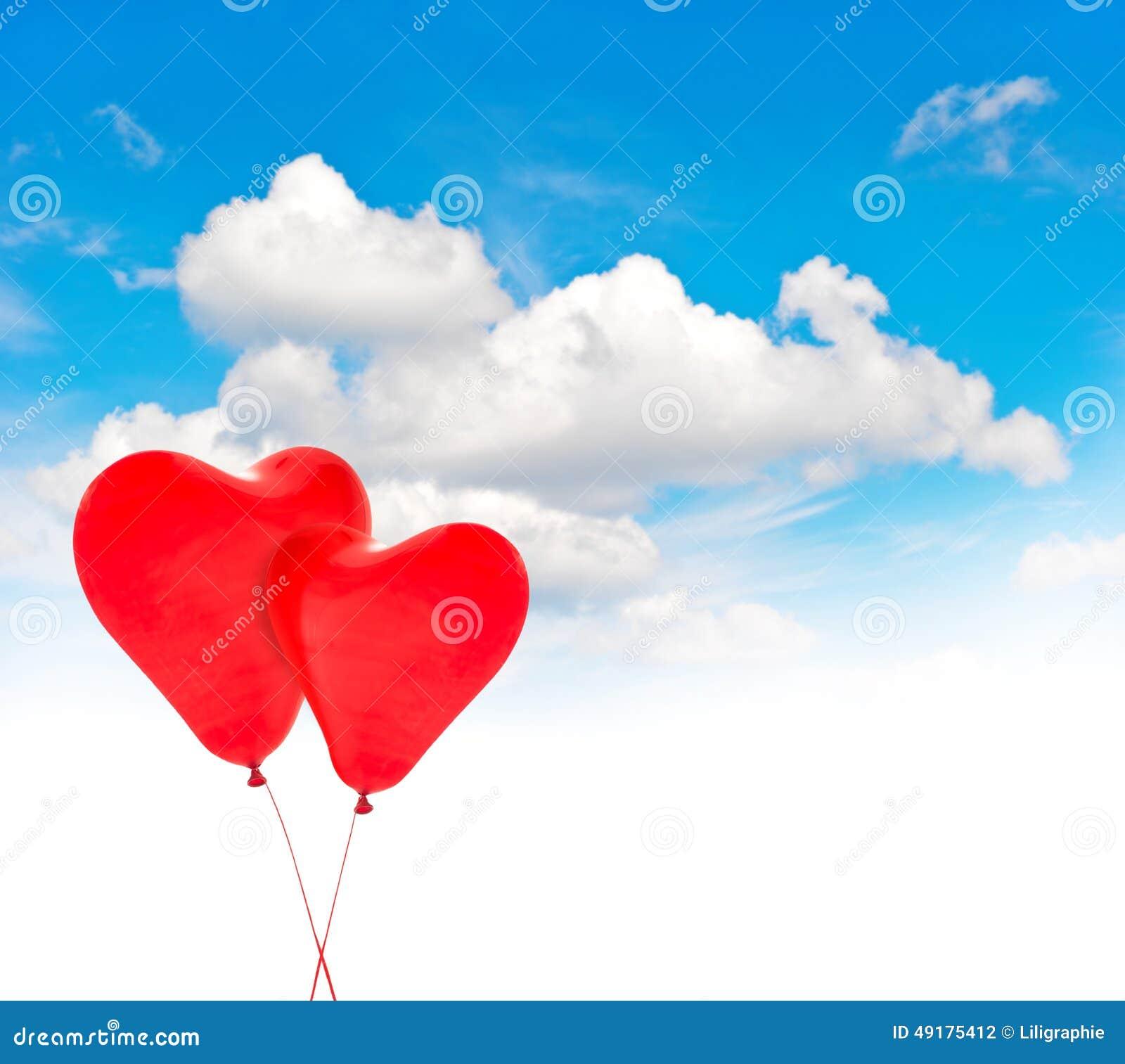 desktop wallpaper valentine heart balloons - photo #21
