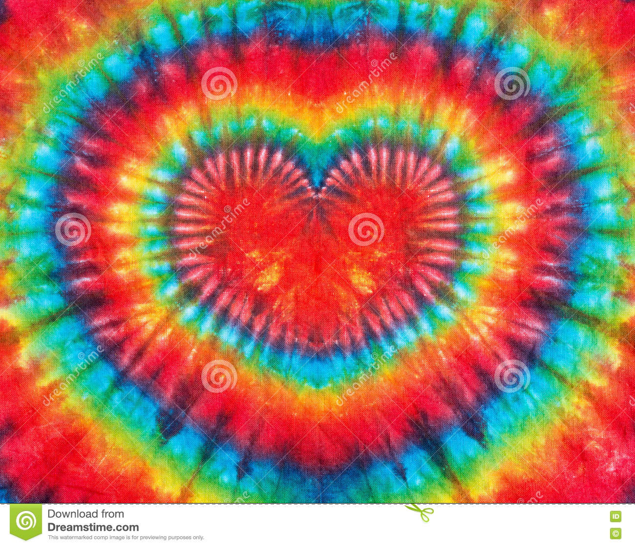 Heart sign tie dye pattern background stock image image of royalty free stock photo voltagebd Image collections