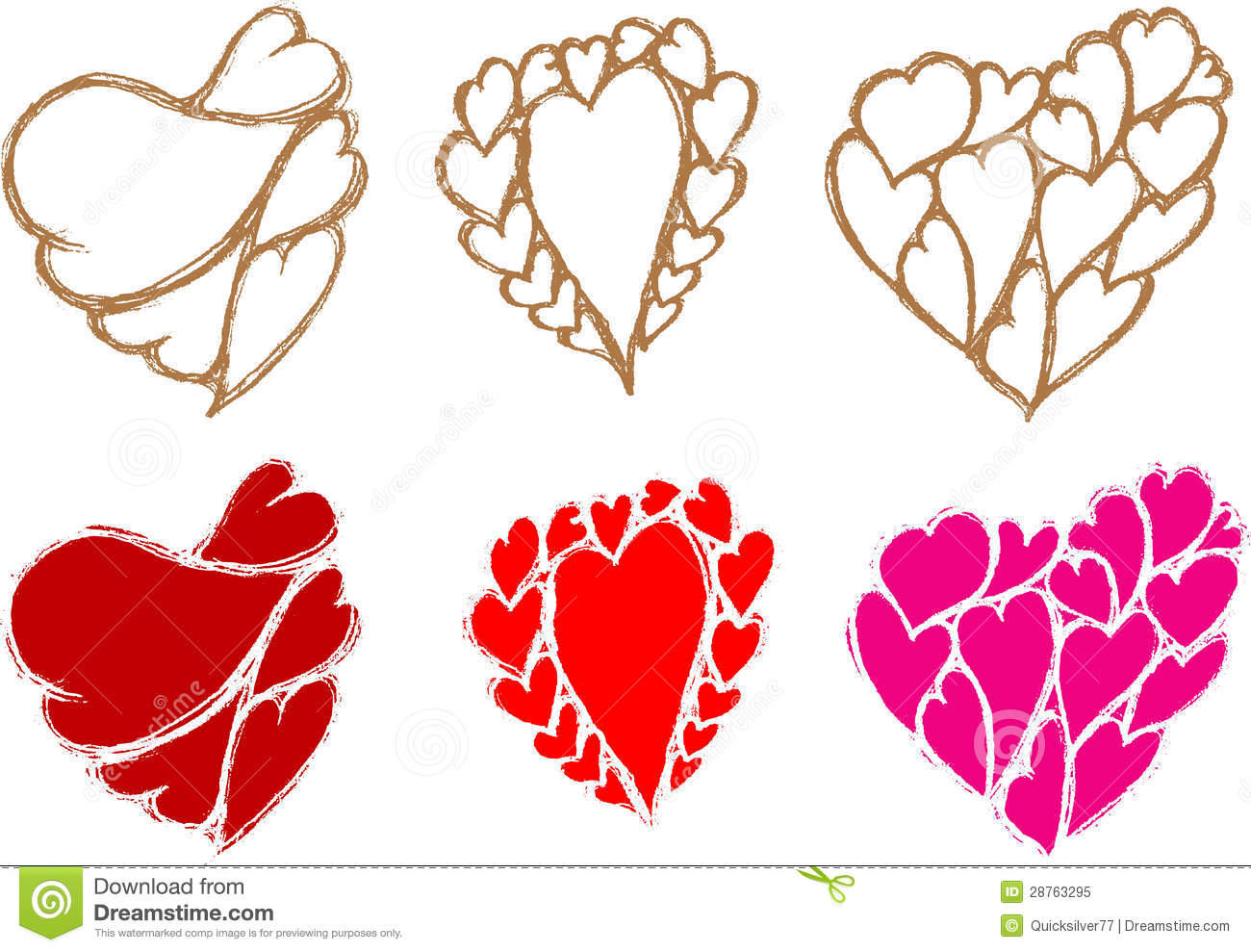 Notebook And Pen Sketch Stock Vector Art More Images Of: Heart Sketch Stock Illustration. Illustration Of Symbol