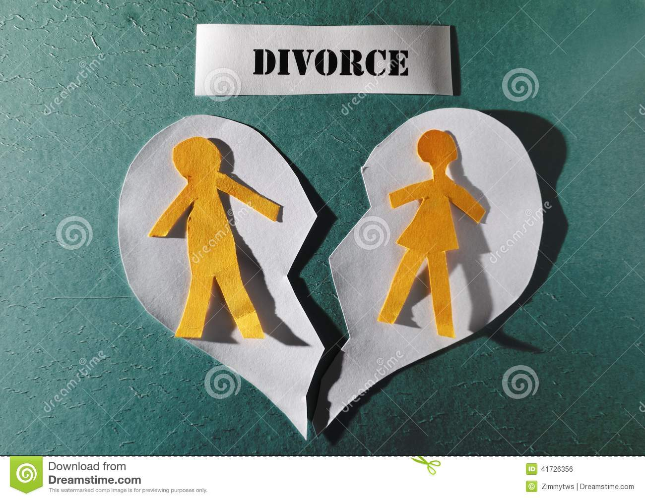 How are stock options split in a divorce