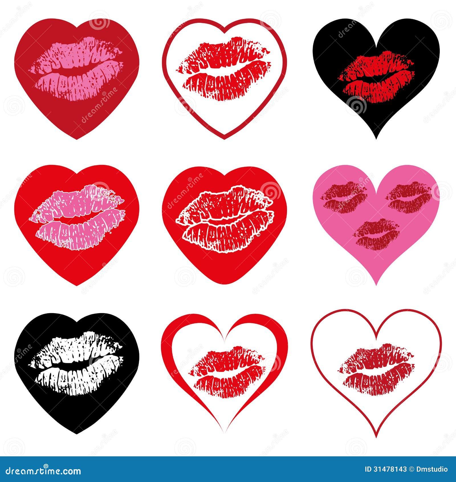 Kiss Symbol