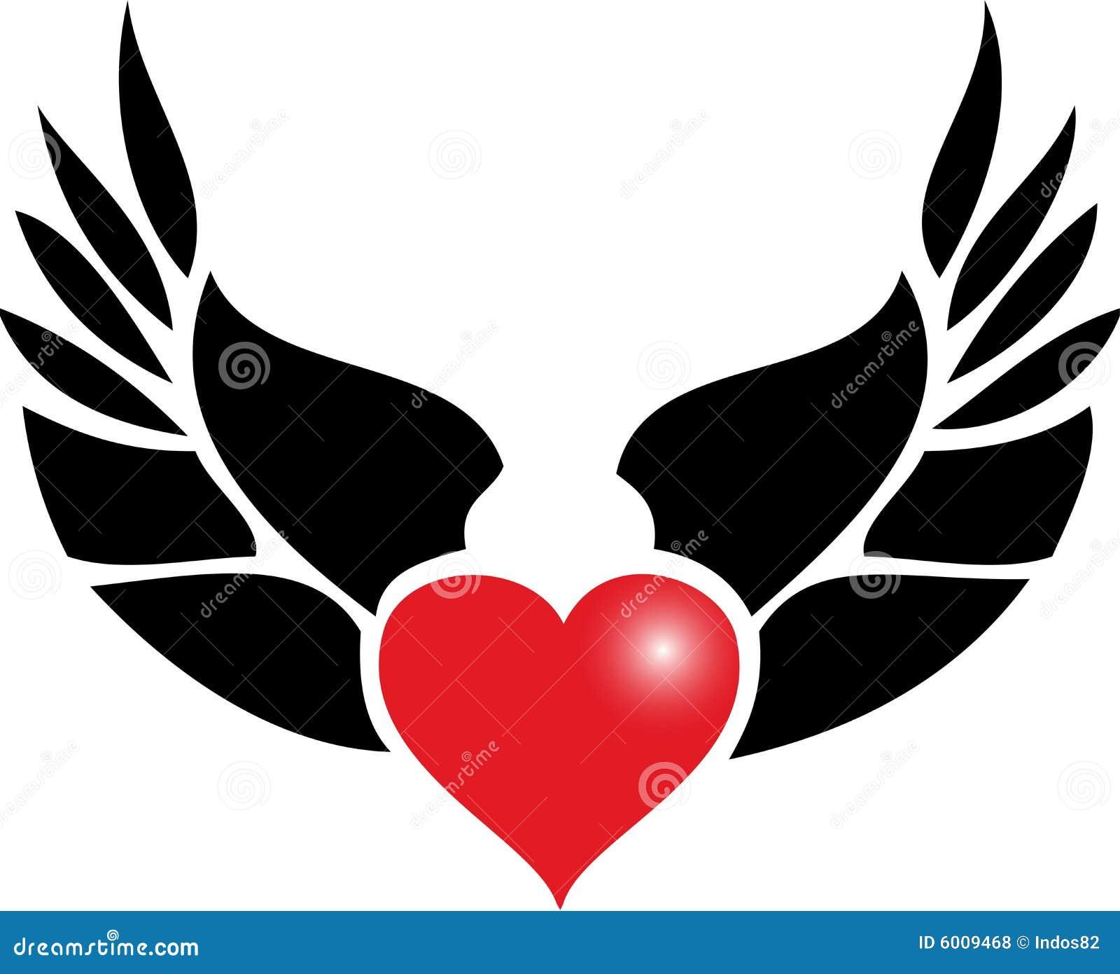 Tattoo Stock Photos: Heart Tattoo Royalty Free Stock Photos