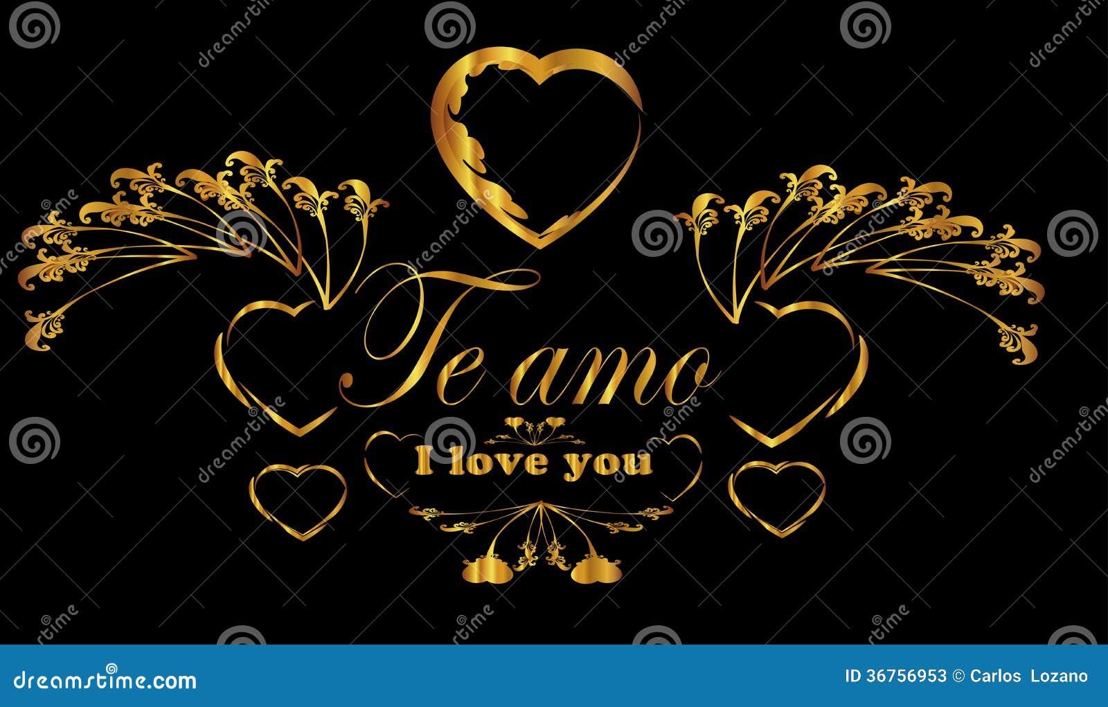 heart te amo frame stock photos image 36756953 black dog bone clipart big black dog clipart